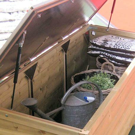 tuinkist pandora voor je tuinspullen