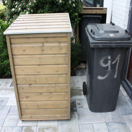 Weg met die lelijke kliko kies voor Container ombouw Box 140