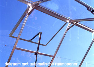 Ventomax Automatische raamopener AGHLOS-0