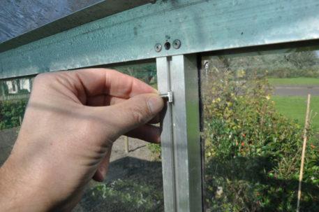 Hamerkop bouten past altijd om spullen te bevestigen in het bout kanaal