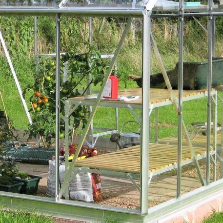 Kweekrek Grower XL biedt veel kweekruimte