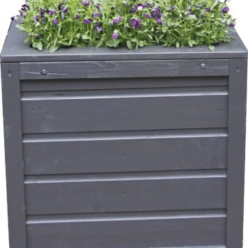 Schilder plantenbak vierkant 404040 in je gewenste kleur