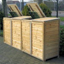 Container ombouw Quatro 120