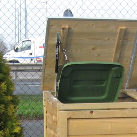 Container ombouw Quatro 140