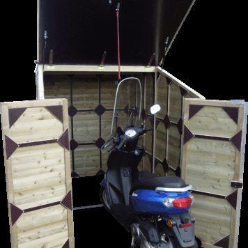 motorberging 150243181 hoog met deksel open