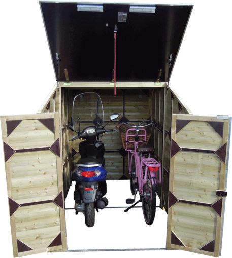 Motorberging 150243181 ook voor fietsen