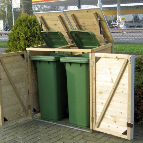 Container ombouw Twin 240