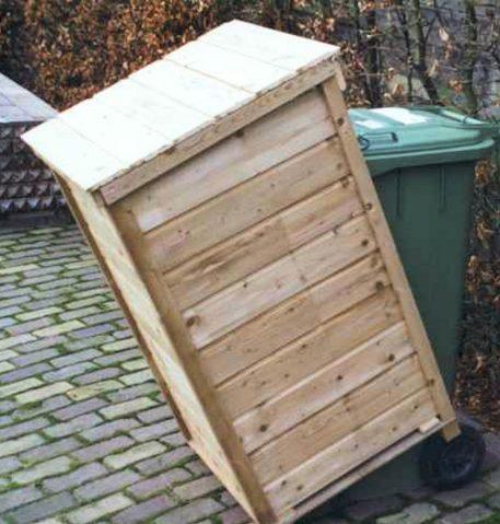 Container ombouw Box 120 rijd je over de klliko heen