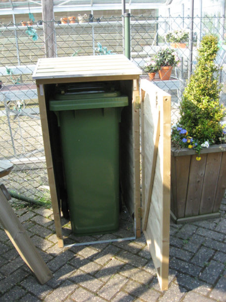 Container ombouw