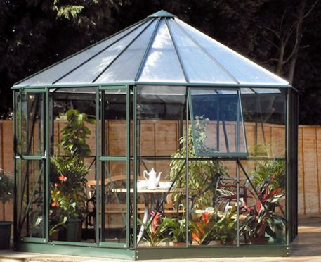 Tuinprieel Atrium 375x325 groen-31643
