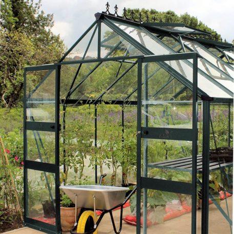 Tuinkas Blockley Groen 256 breed in 3 maten vanaf-32013