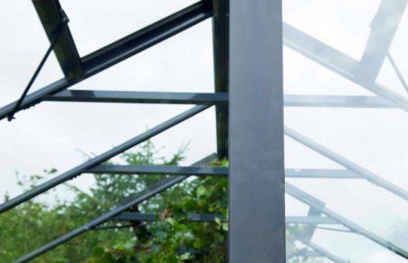Orangery 152 heeft solide constructie dmv trekstangen