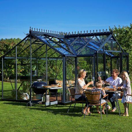 Lekker relaxen bij de Orangery152 antraciet