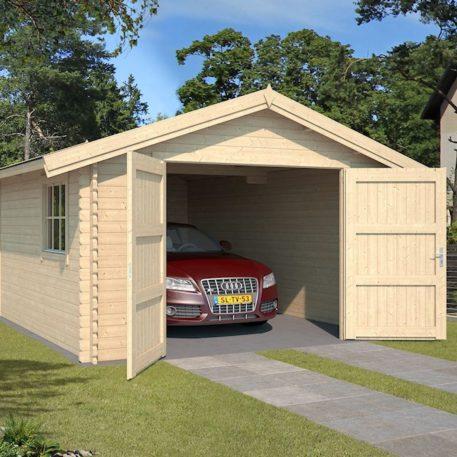 Kies voor de ruime garage Yarik