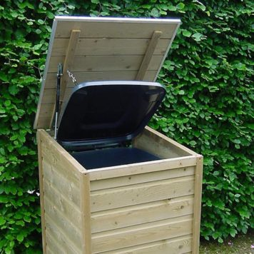 Container ombouw Box 240 zonder gasveer