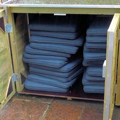 Tuinkast Solida 141113122 handig voor je tuinkussens