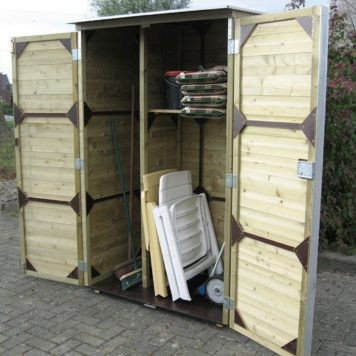 Tuinkast -Solida 12582180 open